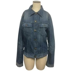 New Anthropologie The Ankh Classic Morrison Jacket
